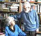 Amos e Laura Luzzatto